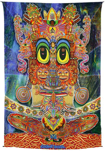 Tapestries Chris Dyer - Skater - Tapestry 010246