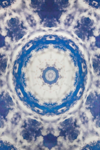 Tapestries Cloud Mandala - Tapestry 010249