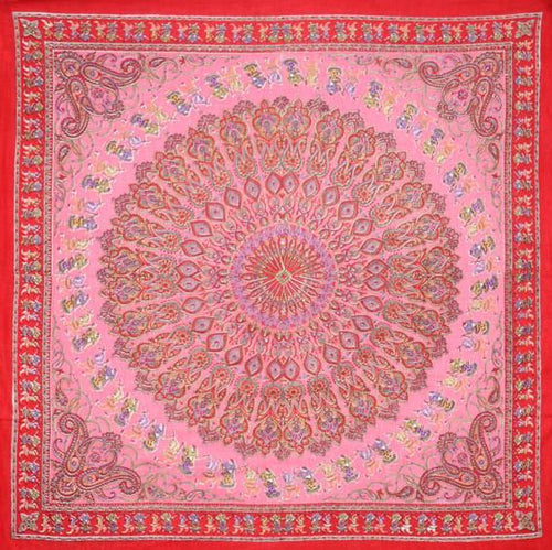 Tapestries Dancers - Red - Small Tapestry 005173