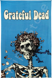 Tapestries Grateful Dead - Bertha - Blue - Tapestry 013551