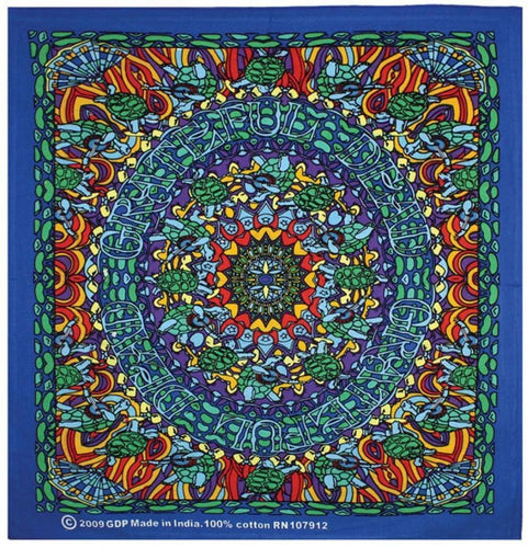 Tapestries Grateful Dead - Terrapin Dance - Small Tapestry 001502