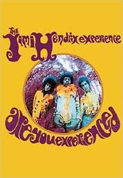 Tapestries Jimi Hendrix - Are You Experienced - Small Tapestry 000714