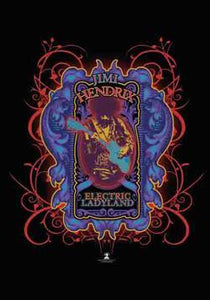 Tapestries Jimi Hendrix - Electric Ladyland - Small Tapestry 009703