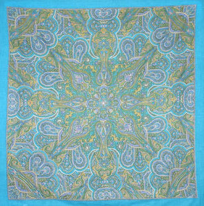 Tapestries blue Kaleidoscope - Small Tapestry 005171