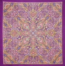 Load image into Gallery viewer, Tapestries purple Kaleidoscope - Small Tapestry 007255
