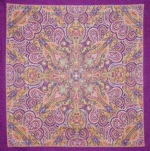 Tapestries purple Kaleidoscope - Small Tapestry 007255