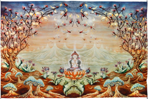 Tapestries Mike DuBois - Enlightenment - Tapestry 010264