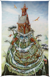 Tapestries Mike DuBois - Mountain House - Tapestry 010267