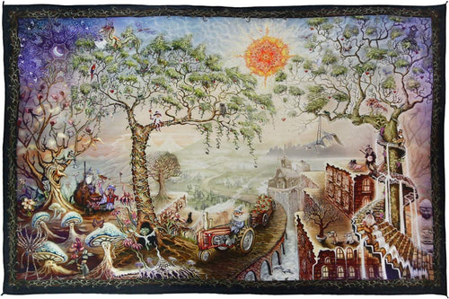Tapestries Mike DuBois - Sunshine Daydream - Tapestry 010268