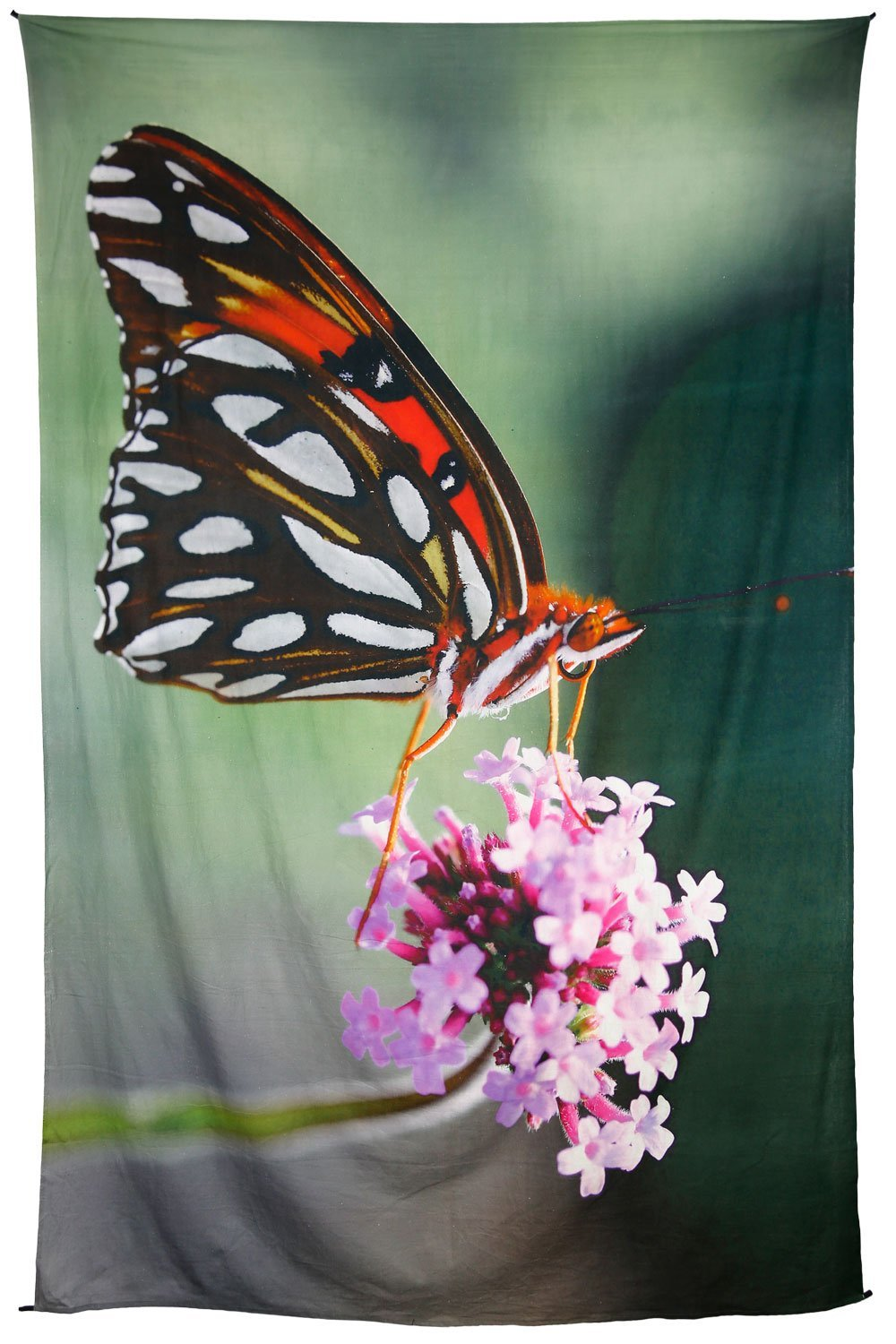 Tapestries Orange Butterfly - Tapestry 100013