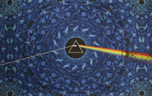 Tapestries blue Pink Floyd - Dark Side of the Moon Lyrics - Tapestry 006923