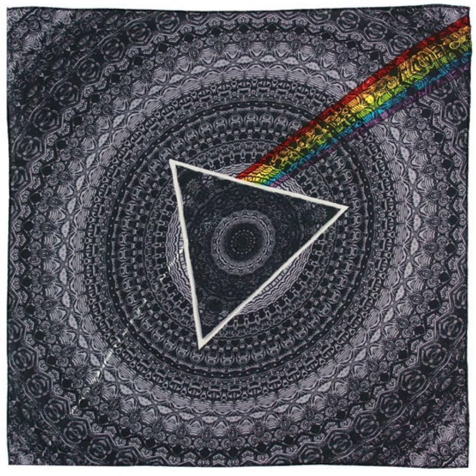 Tapestries Pink Floyd - Dark Side of the Moon Shadow - Small Tapestry 100097