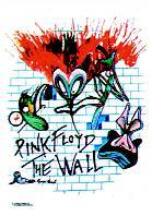 Tapestries Pink Floyd - The Wall - Small Tapestry 100448