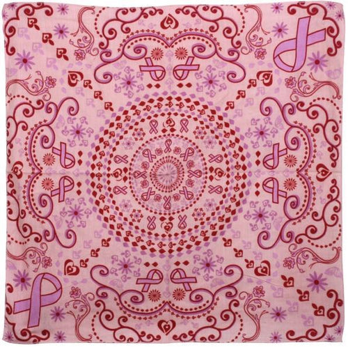 Tapestries Pink Ribbon - Small Tapestry 006864