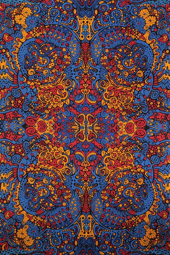 Tapestries Psychedelic Liquid A - Tapestry 006271