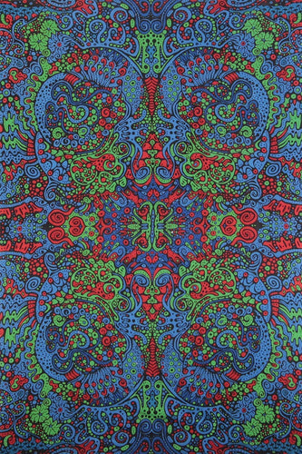Tapestries Psychedelic Liquid L - Tapestry 006273