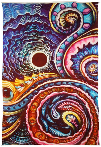 Tapestries Randal Roberts - Event Horizon - Tapestry 010257