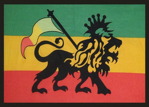 Tapestries Rasta Lion - Tapestry 000773