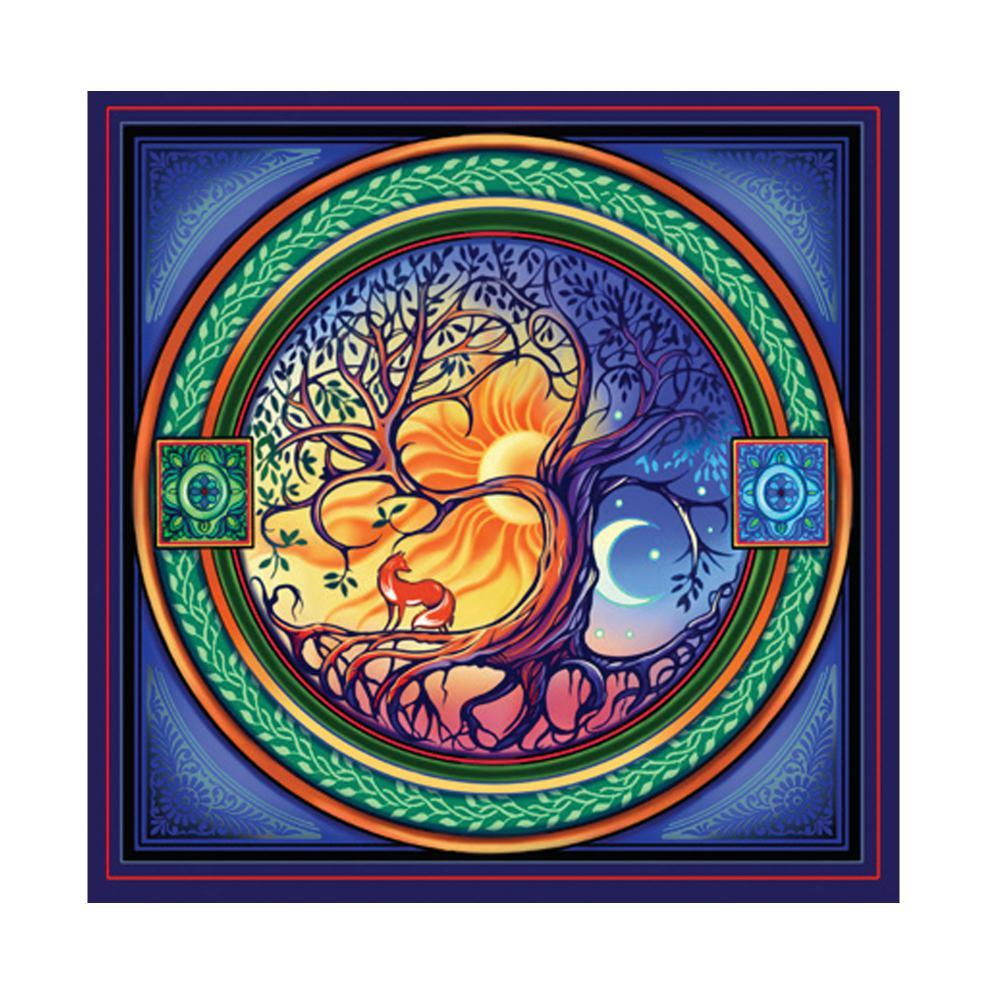 Tapestries Tree of Life - Small Tapestry 100917