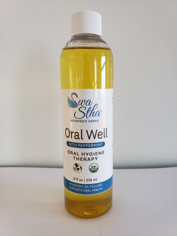 Oral Well - 8 fl oz / 236 ml - TheVedicStore.com