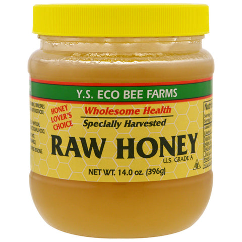 Y.S. Eco Bee Farms, Raw Honey - TheVedicStore.com