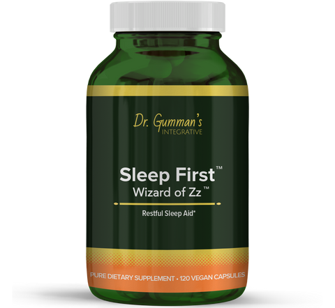 SLEEP FIRST™ (WIZARD OF ZZ™) | Harmony Nutraceuticals | The Vedic Store