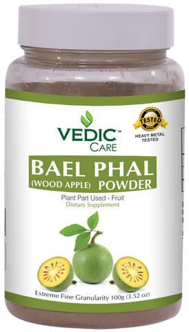 Bael Phal Powder | Vedic | The Vedic Store