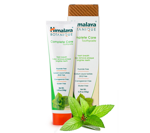 Complete Care Toothpaste Simply Peppermint - TheVedicStore.com