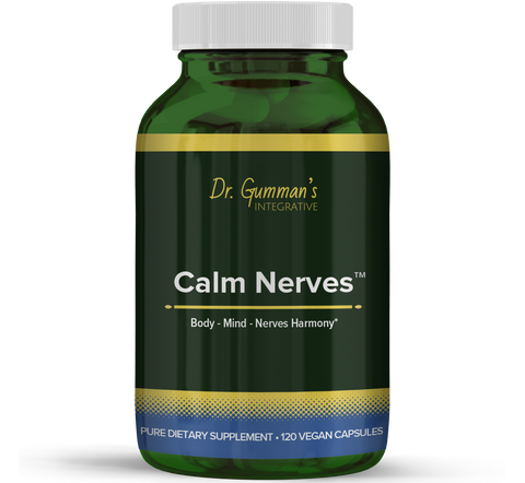 Calm Nerves (Relax Mind-Soothe Nerves) Cap