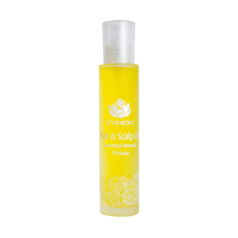 Hair and Scalp Oil - Shankara