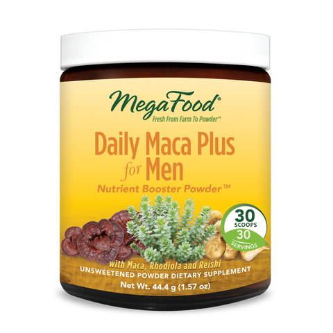 Daily Maca Plus for Men - TheVedicStore.com