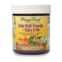 Daily Multi Powder for Baby & Me - TheVedicStore.com