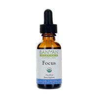 Focus liquid extract - TheVedicStore.com