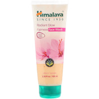 Radiant Glow Fairness Face Wash - TheVedicStore.com