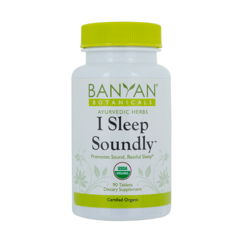 I Sleep Soundly - TheVedicStore.com