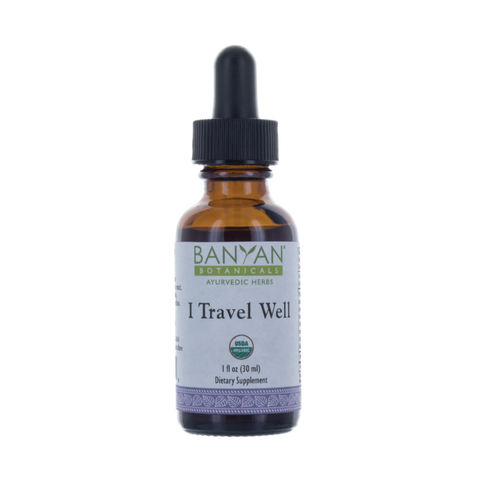 I Travel Well liquid extract - TheVedicStore.com
