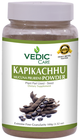 Kapikachu Powder | Vedic | The Vedic Store
