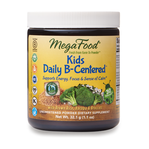 Kid's Daily B-Centered Nutrient Booster Powder - TheVedicStore.com