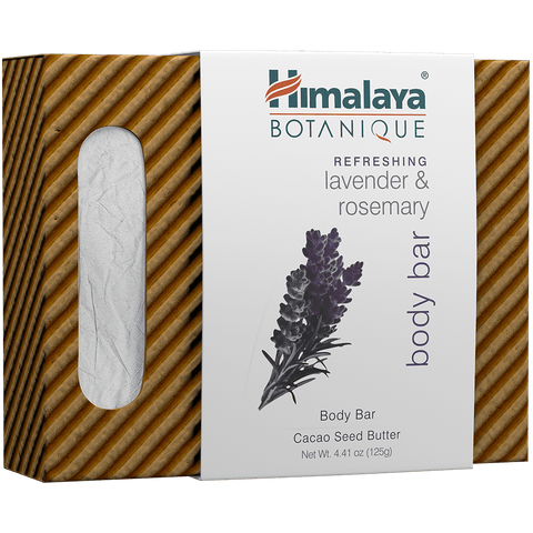 Refreshing Lavender & Rosemary Soap - TheVedicStore.com