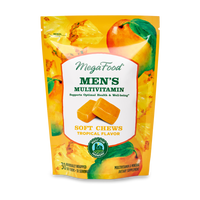 Men's Multivitamin Soft Chews - Tropical - TheVedicStore.com