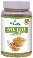 Vedic Methi Seed (Whole) - 100g - TheVedicStore.com