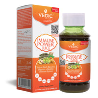 Vedic Immune Power Juice 1L | Powerful Multi-Herb Blend for Immunity