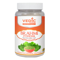 Vedic Brahmi Powder | Supports Healthy Memory