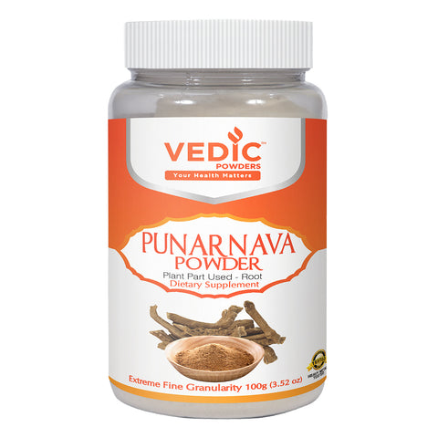 Vedic Punarnava Powder | Supports Healthy Kidney Function