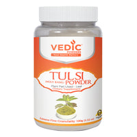 Vedic Tulsi Powder | Supports Respiratory Health