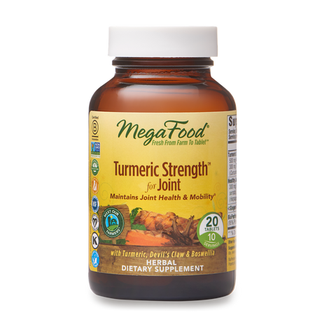 Turmeric Strength for Joint - TheVedicStore.com