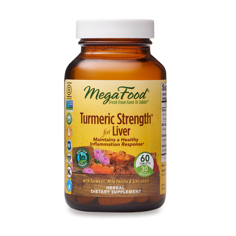 Turmeric Strength for Liver - TheVedicStore.com