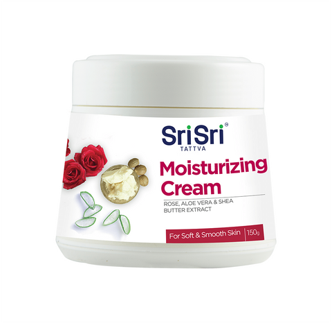 Moisturizing Body Cream - TheVedicStore.com