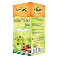 Vedic Amla Arjuna Juice | Healthy Heart Support