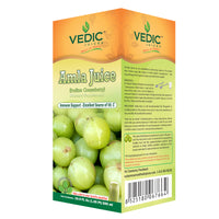 Vedic Amla Juice | Immune Support - Excellent Source of Vitamin C